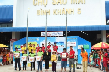 Hành trình xuyên Việt của dầu ăn cao cấp Ranee